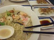 Food at Ringer Hut