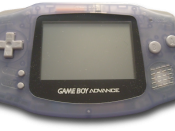 Gameboy Advance On