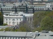 Snipers on the White House