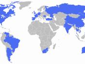 English: Ford Motor Company global locations Français : Sites mondiaux de Ford Motor Company