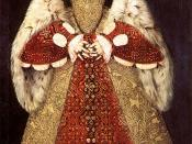 Catherine Parr, last and sixth wife of Henry VIII of England. Formerly thought to be Lady Jane Grey.