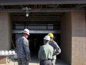 Child Development Center nears completion at Beale AFB