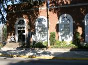 Horry County Museum, Conway, South Carolina