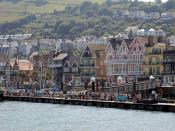 Dartmouth (Devon) - general view