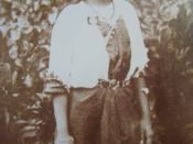 English: Princess Srinagarindra when in childhood