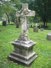 Fanny Fern's grave