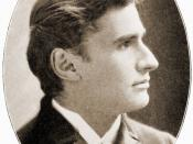 Walter Damrosch, the composer of Cyrano
