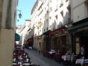 English: Rue du Pot-de-Fer in Paris