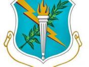 English: Emblem of the USAF 832d Air Division