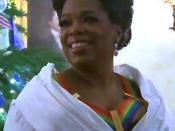 English: Oprah Winfrey at the White House for the 2010 Kennedy Center Honors