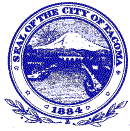 Official seal of Tacoma