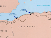 Operation Torch; November, 1942. Torch Landings