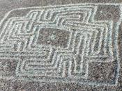 The Hemet Maze Stone