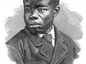 African black man