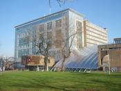 The Richmond Build at the University of Bradford
