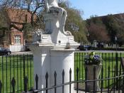Frohman Memorial, Marlow
