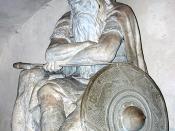 Ogier the Dane, H.P. Pedersen-Dan's statue of Holger Danske at Kronborg castle, Denmark