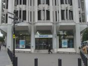 Barclays Bank, 2 Victoria Street, Westminster, London