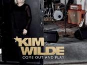 Come Out and Play (Kim Wilde album)