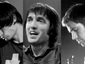 Radiohead (left to right): Thom Yorke, Jonny Greenwood, Colin Greenwood, Ed O'Brien and Phil Selway