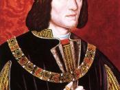 Yorkist king Richard III grew up at Middleham.