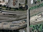 Greater Cleveland Regional Transit Authority Light Rail Maintenance Facility
