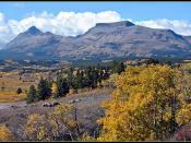 Summit & Calf Robe Mountains ( 3 Views )