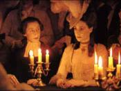 Special ultra-fast lenses were used for Barry Lyndon to allow filming using only natural light.