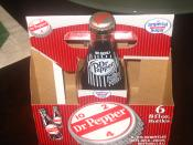 English: Throwback Dr Pepper bottle and packaging I took photo on July 27, 2008.Billy Hathorn (talk) 18:40, 27 July 2008 (UTC)