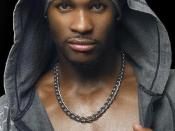 Musa Cooper, dancer and model