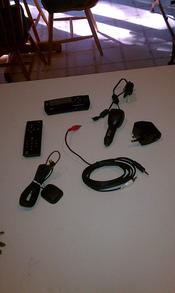 XM Sirius radio parts