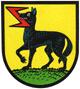 Deutsch: Ortswappen Wolfsheim