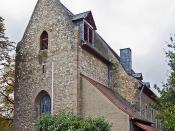 Wolfsheim, Evangelische Kirche