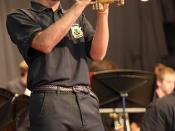 Veterans Day Ceremony - SOA Jazz