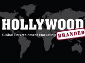 Hollywood Branded Logo - Product Placement Agency