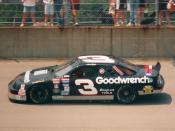 Michigan International Speedway – June 1994 Film Scan Canon AE-1