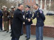 Lt. Governor Host a Press Conference on Gun Safety