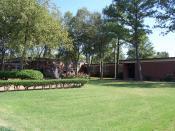 Exterior School Photo of St. Michael's School in West Memphis, Arkansas