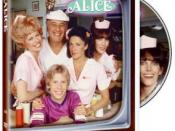 Cover of the six-episode Alice DVD