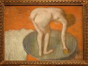 Edgar Degas (The Burrell Collection, Glasgow)