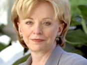 Lynne Cheney. White House photo by David Bohrer.