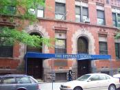 Epiphany School, a parochial elementary school of Epiphany Roman Catholic parish, located at 234 East 22nd Street in Manhattan, New York City.