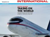 Flight International Cover