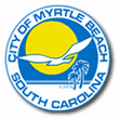 Official seal of City of Myrtle Beach
