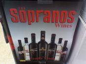 Sopranos Wine collection