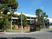 English: The Henry Madden Library on the campus of California State University Fresno