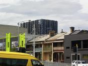 Melbourne University Economics and Commerce Building