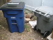 Single Bin Recycling