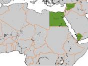 English: United Arab States, 1958 to 1961