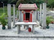 中文(香港): 赤鱲角天后宮